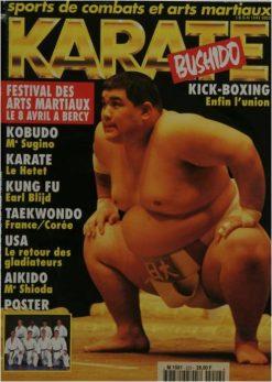 KARATE BUSHIDO MARS 1995