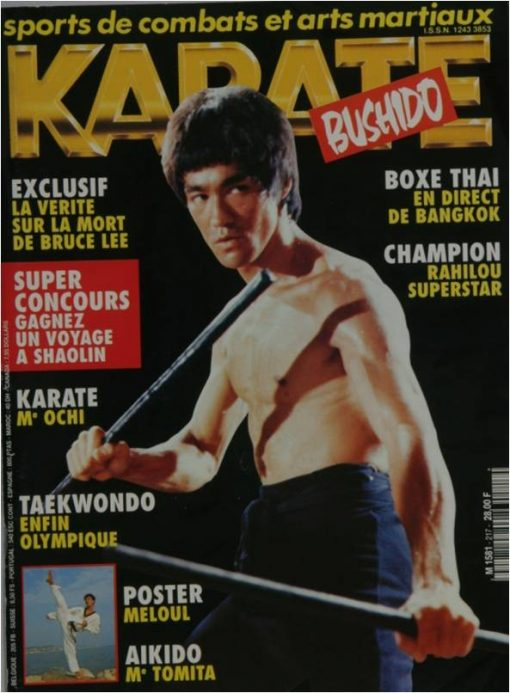 KARATE BUSHIDO OCTOBRE 1994