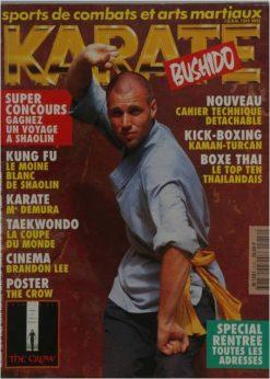 KARATE BUSHIDO AOUT 1994