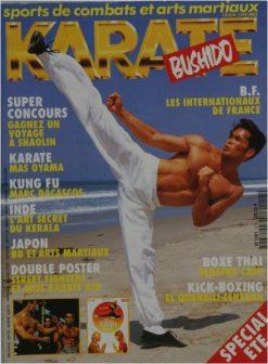 KARATE BUSHIDO JUILLET 1994