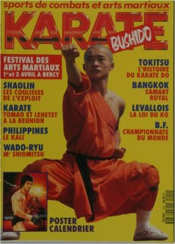 KARATE BUSHIDO JANVIER 1994