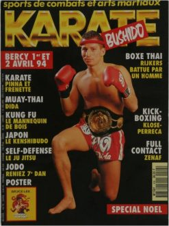 KARATE BUSHIDO DECEMBRE 1993