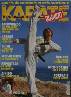 KARATE BUSHIDO OCTOBRE 1993