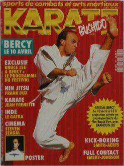 KARATE BUSHIDO AVRIL 1993