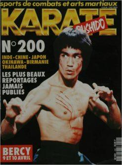 KLARATE BUSHIDO MARS 1993