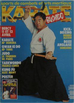 KARATE BUSHIDO MARS 1992