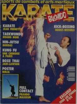 KARATE BUSHIDO JUIN 1991