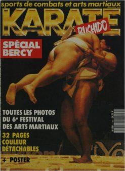 KARATE BUSHIDO MAI 1991