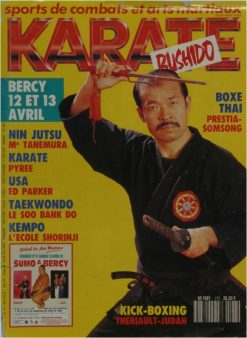 KARATE BUSHIDO FEVRIER 1991