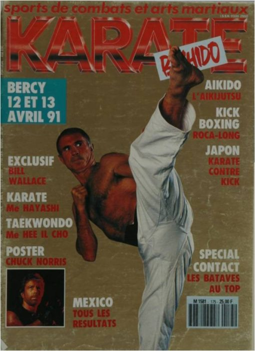 KARATE BUSHIDO DECEMBRE 1990