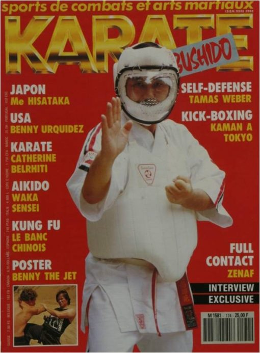KARATE BUSHIDO NOVEMBRE 1990