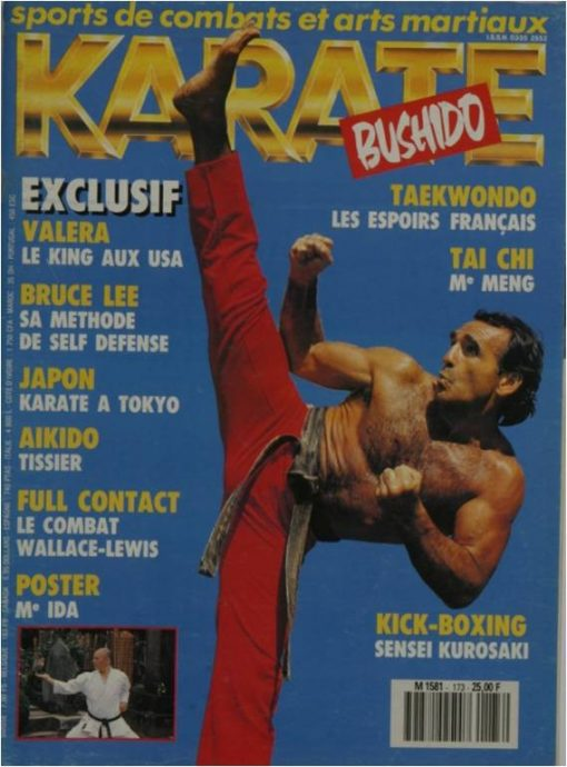 KARATE BUSHIDO OCTOBRE 1990