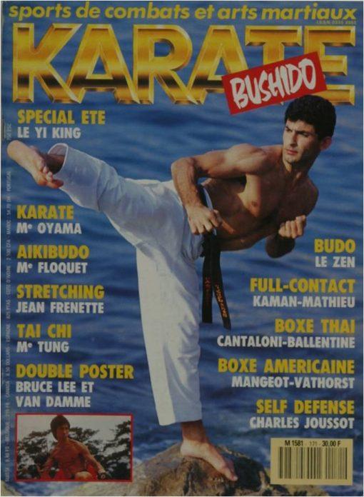 KARATE BUSHIDO JUILLET-AOUT 1990