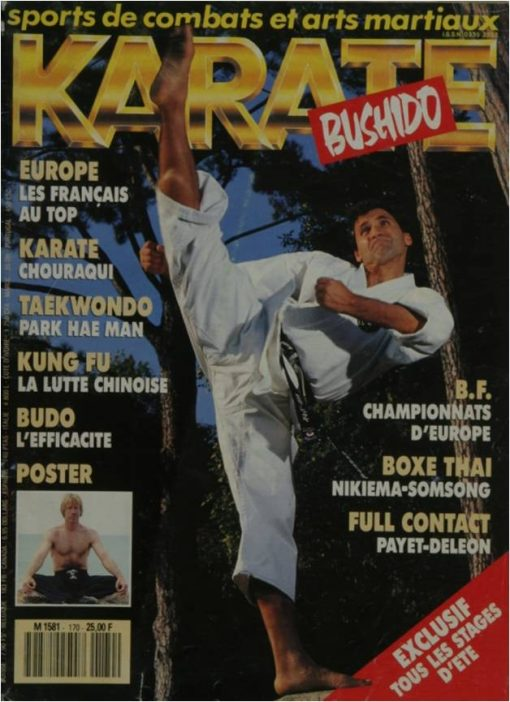KARATE BUSHIDO JUIN 1990