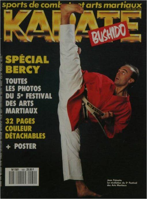 KARATE BUSHIDO MAI 1990