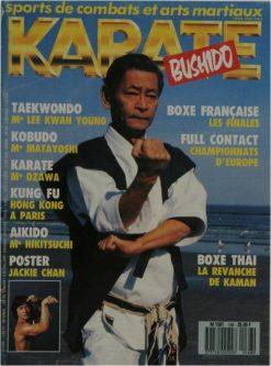 KARATE BUSHIDO AVRIL 1990