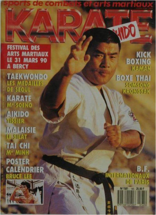 KARATE BUSHIDO JANVIER 1990