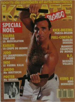KARATE BUSHIDO DECEMBRE 1989