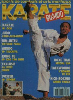 KARATE BUSHIDO NOVEMBRE 1989