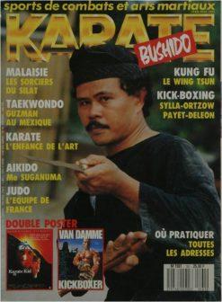 KARATE BUSHIDO OCTOBRE 1989