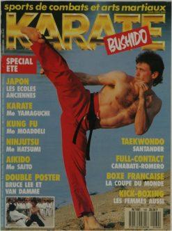 KARATE BUSHIDO SEPTEMBRE 1989