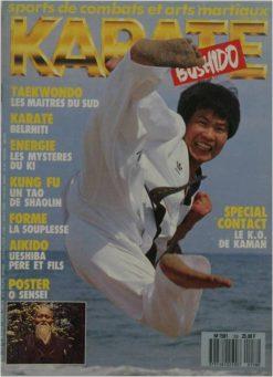 KARATE BUSHIDO JUIN 1989