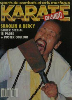 KARATE BUSHIDO AVRIL 1989