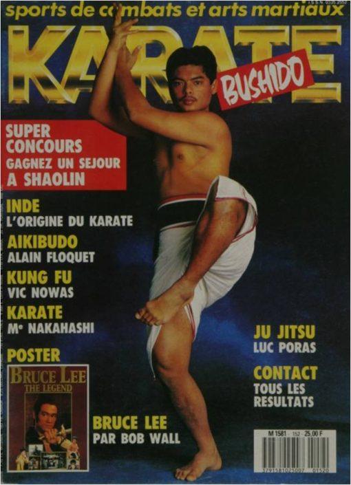 KARATE BUSHIDO NOVEMBRE 1988