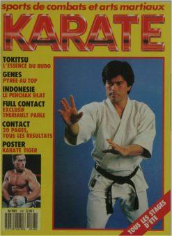 KARATE BUSHIDO JUIN 1988