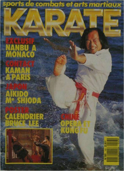 KARATE BUSHIDO JANVIER 1988
