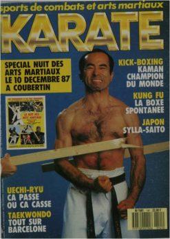 KARATE BUSHIDO NOVEMBRE 1987