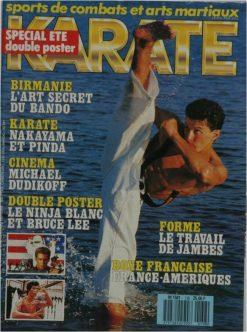 KARATE BUSHIDO JUILLET-AOUT 1987