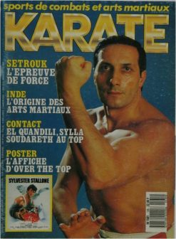 KARATE BUSHIDO AVRIL 1987