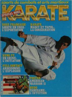 KARATE BUSHIDO DECEMBRE 1986