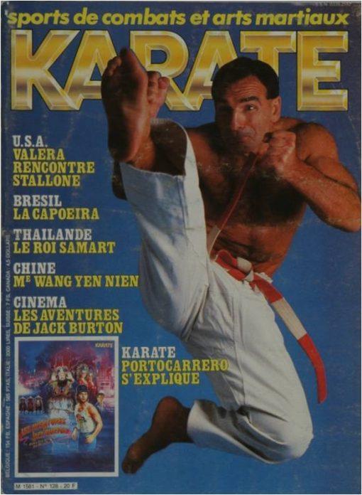 KARATE BUSHIDO SEPTEMBRE 1986