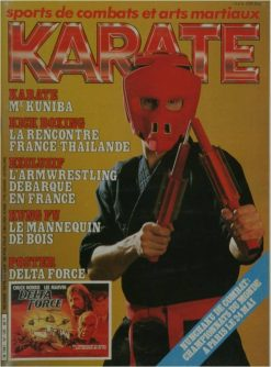 KARATE BUSHIDO MAI 1986