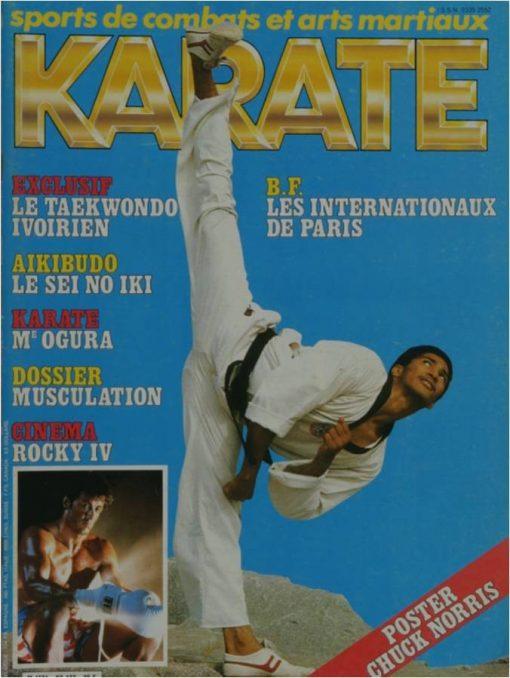 KARATE BUSHIDO FEVRIER 1986