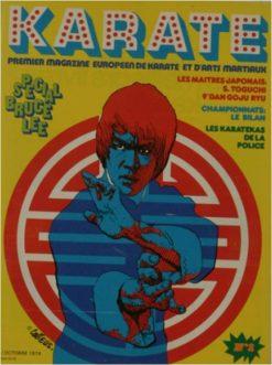 KARATE BUSHIDO OCTOBRE 1974