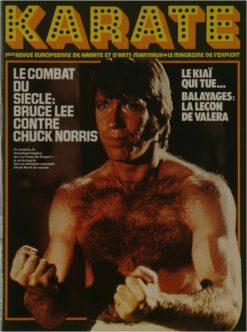 KARATE BUSHIDO FEVRIER-MARS 1975