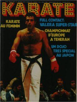 KARATE BUSHIDO JUILLET 1976