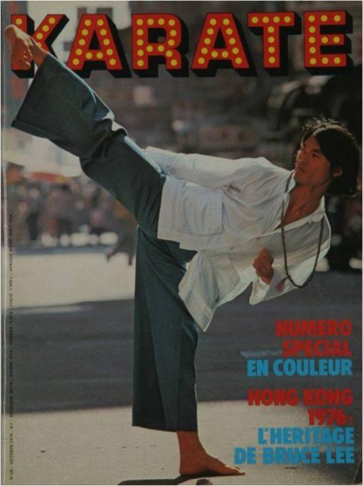 KARATE BUSHIDO OCTOBRE 1976