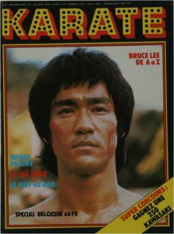 KARATE BUSHIDO NOVEMBRE 1976