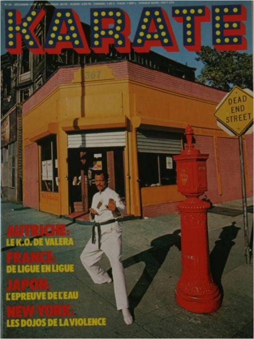 KARATE BUSHIDO DECEMBRE 1976
