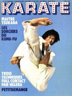 KARATE BUSHIDO n°37 OCTOBRE 1977 EN NUMERIQUE