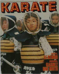 KARATE BUSHIDO MARS 1978