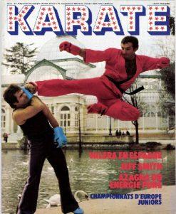 KARATE BUSHIDO n°42 AVRIL MAI 1978 EN NUMERIQUE