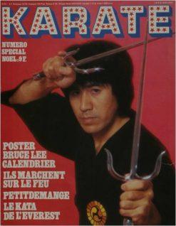 KARATE BUSHIDO DECEMBRE JANVIER 1978