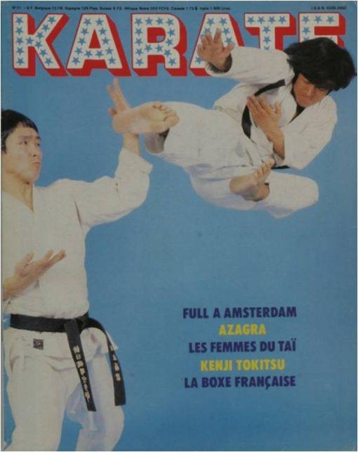 KARATE BUSHIDO MARS AVRIL 1979