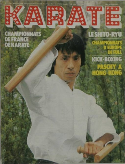KARATE BUSHIDO MAI JUIN 1979
