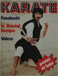 KARATE BUSHIDO FEVRIER 1980